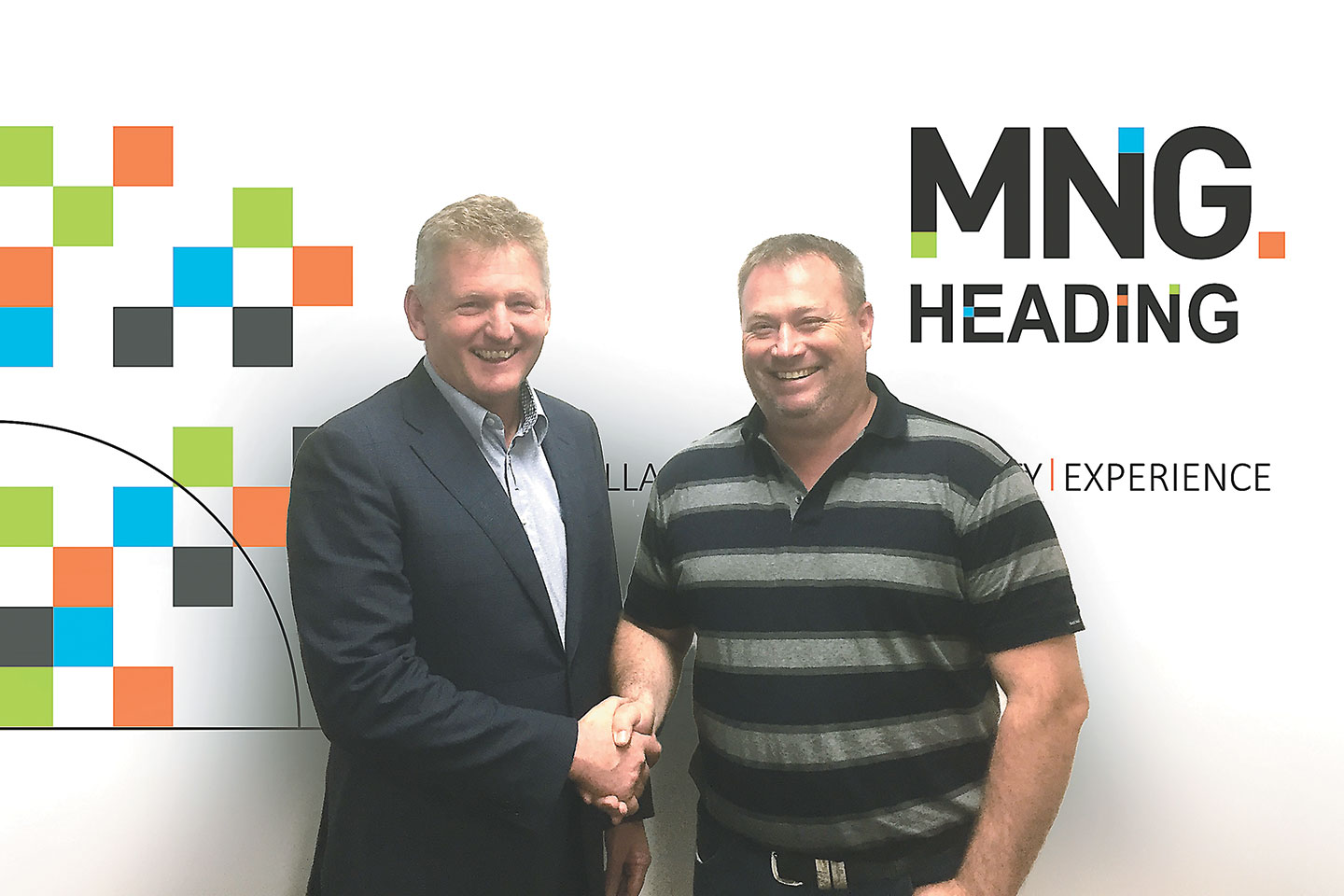Mng Heading East With Tie Up In Victoria Business News