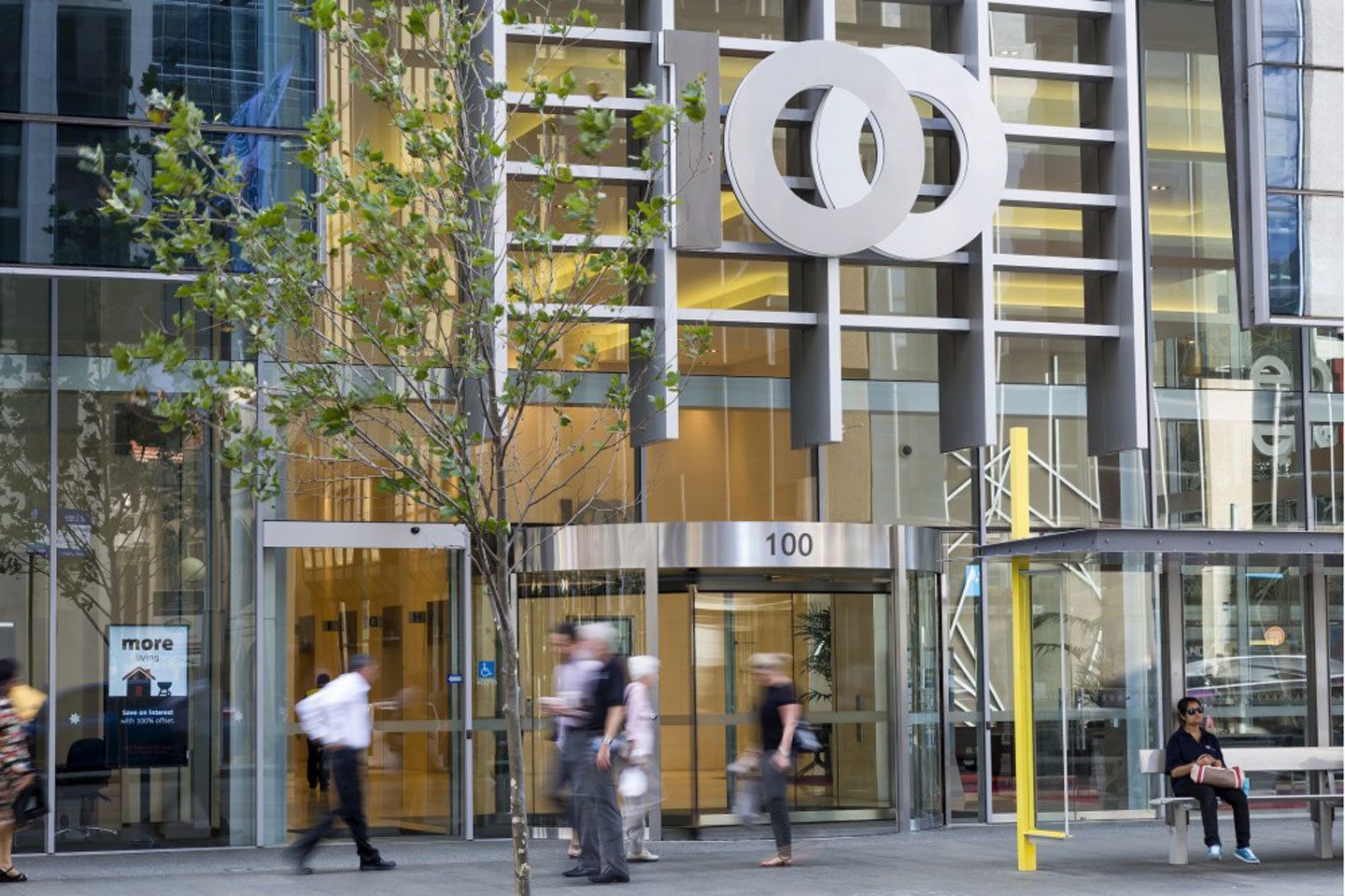 Inpex to have name up in lights under new lease deal for 100 st georges terrace perth wa