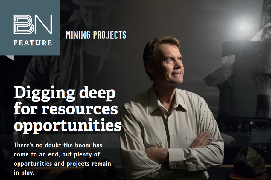 Mining projects - May 2016