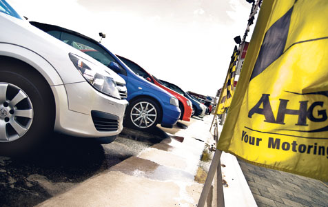 AHG increases profits in face of falling car sales