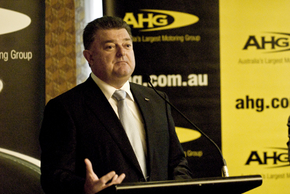 AHG buys cold transport business, sells Gold Coast dealers