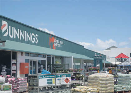 Bunnings plans changes in Claremont, Subi
