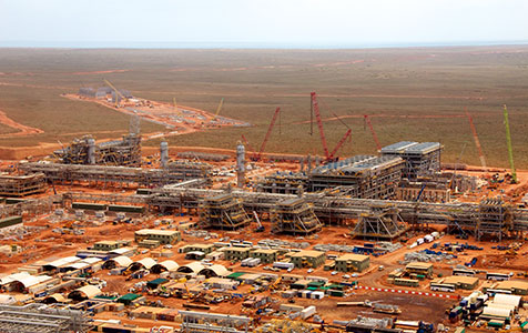 Gorgon cost hits $US54bn