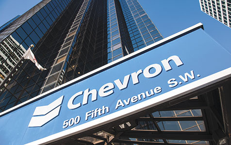 Game changes for Chevron at Gorgon