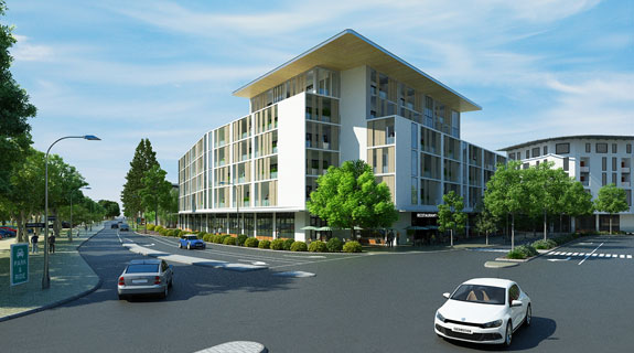 New apartments site released at Claremont Oval