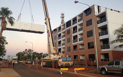 South Hedland apartment speeds up