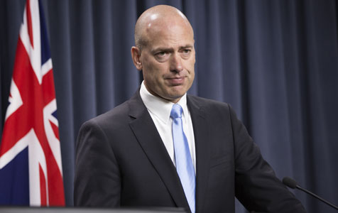 Nalder stripped of finance portfolio