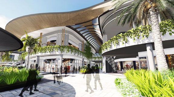 Garden City revamp approved