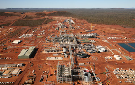 AGC starts $55m action against Karara