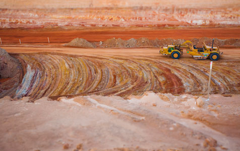 Iluka hopeful of mineral sands pick-up