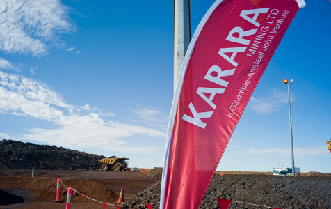 Karara in $30m dispute with contractors