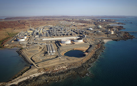 Karratha gas plant breakdown
