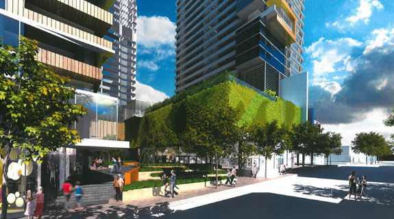 Mega 52-storey apartment building to get green light