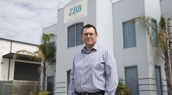 ZBB lays down marker on hybrid power