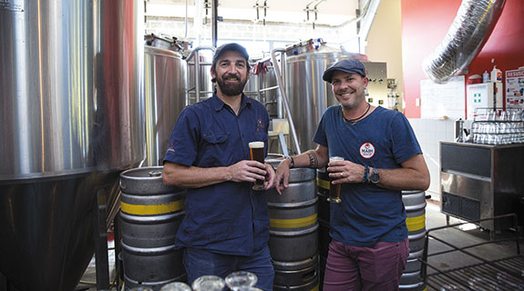 Craft brewers fly the flag for WA - SPECIAL REPORT