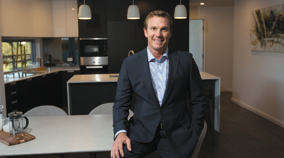 Blackburne builds apartment empire