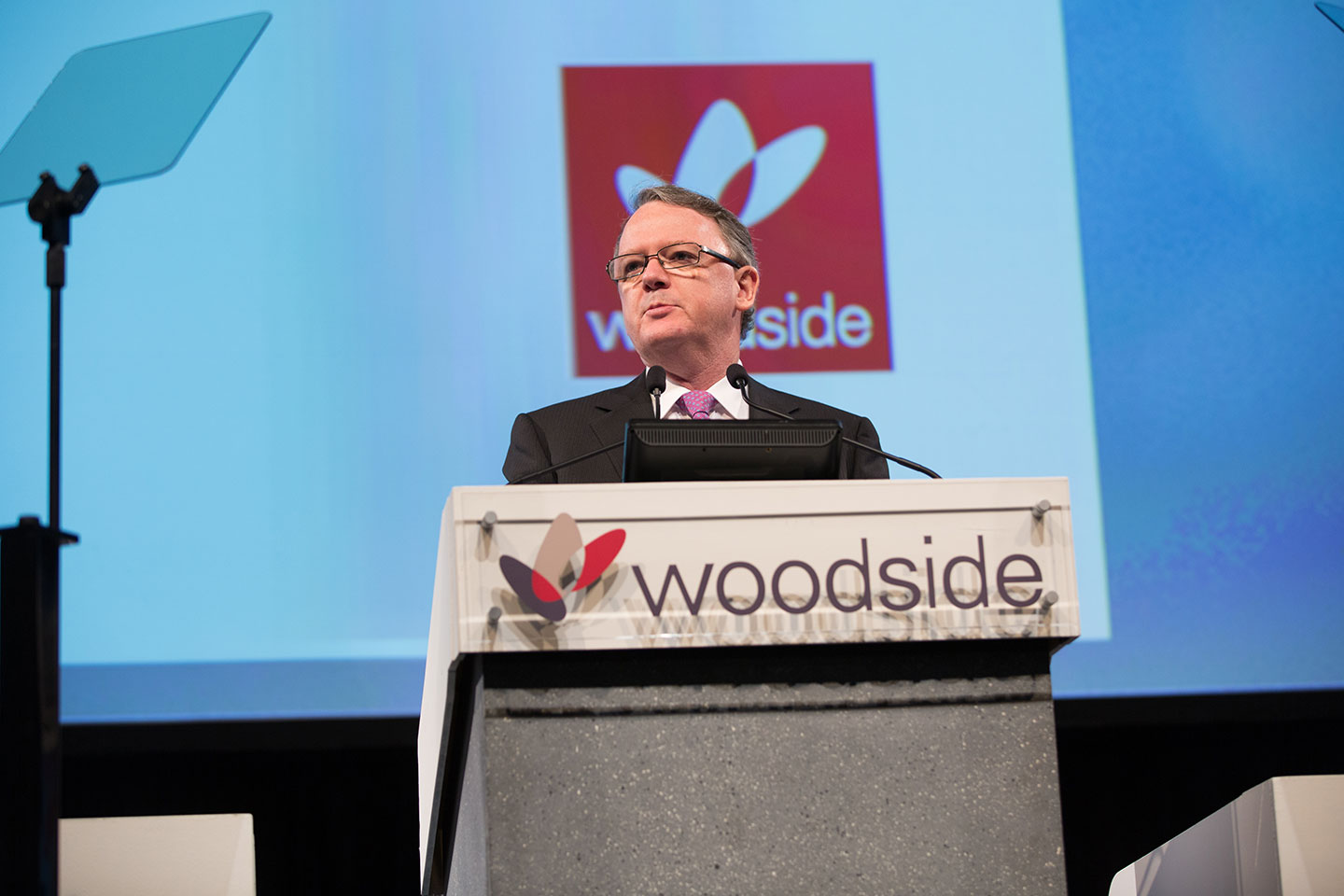 Woodside profit jumps but oil prices weigh