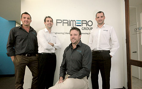 Primero offers the full package