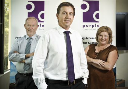 STW's Cannings buys into Purple
