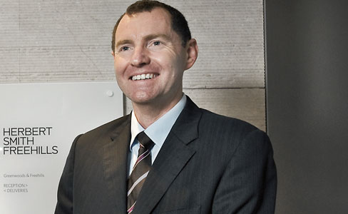 Perth partner named Aust head of Herbert Smith Freehills