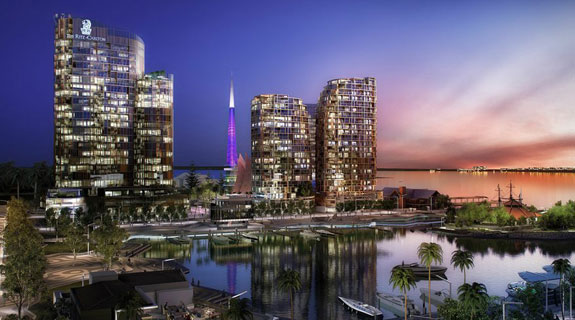 Ritz-Carlton, Kings Square towers approved
