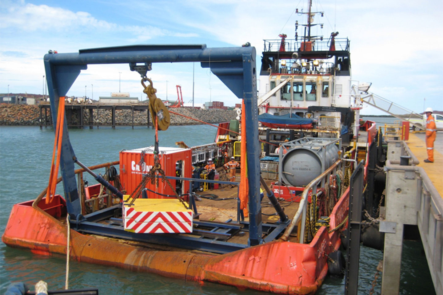 Commercial Diving Companies In Australia : Shelf subsea merges with fugro tsm business news