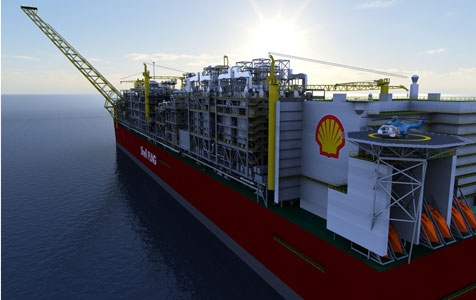 Woodside, Shell to study FLNG for Browse