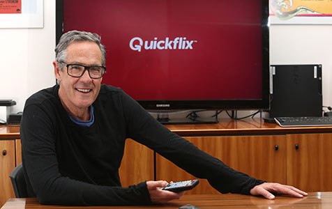 Quickflix buoyant on Dick Smith deal