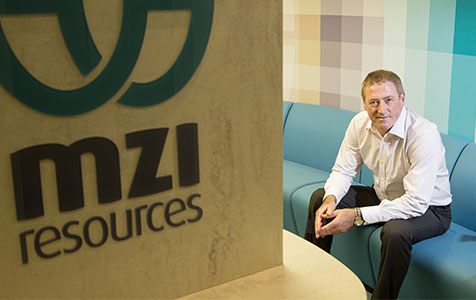 MZI secures $64m debt funding