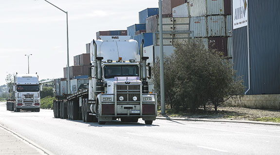 Freo port deal pivotal for freight planning