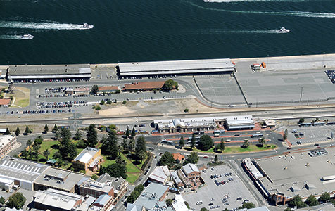 Port project quay to Freo revival hopes