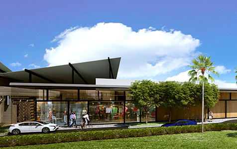 $1.5bn shopping centre plans boost prices
