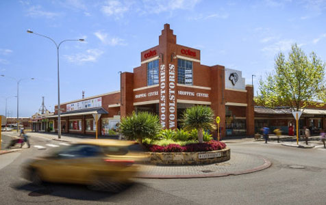Fremantle Woolstores shops sold for $40m