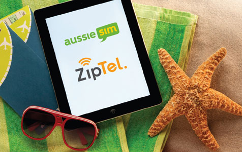 ZipTel to provide global data sim card