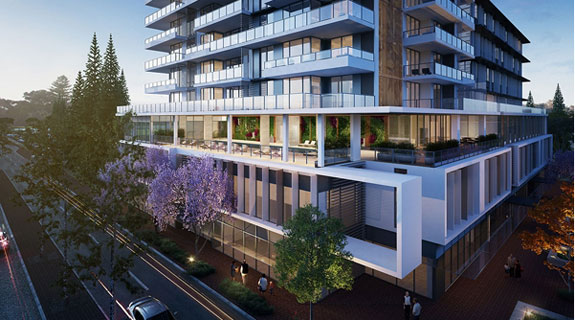 Building to start on $100m South Perth project