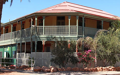 Historic Onslow hotel to get new life