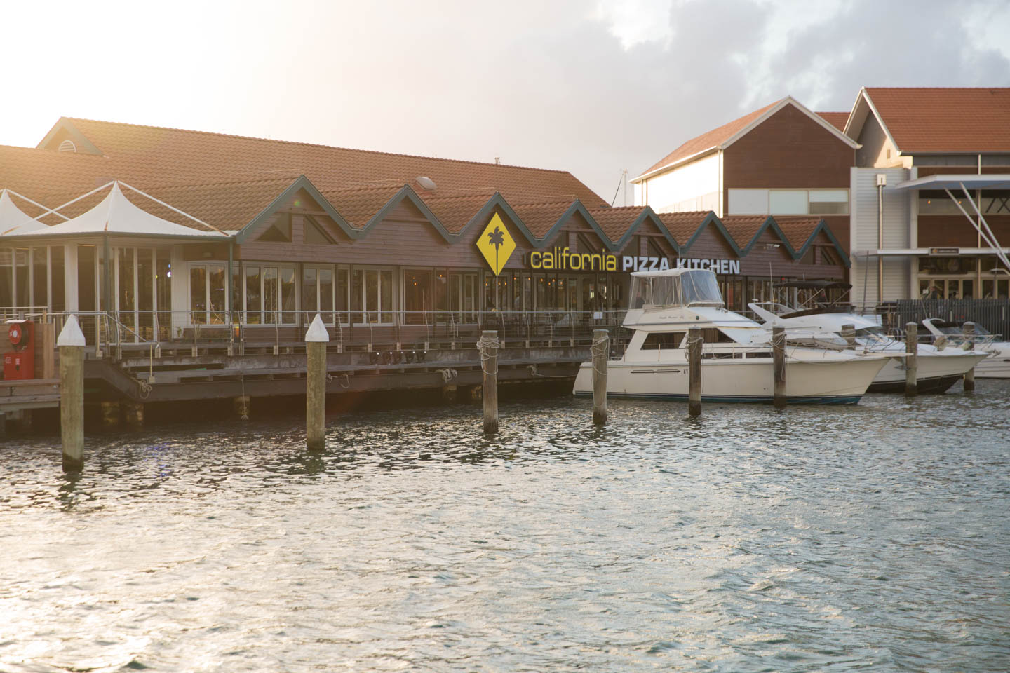 CPK's top spot at Hillarys Boat Harbour