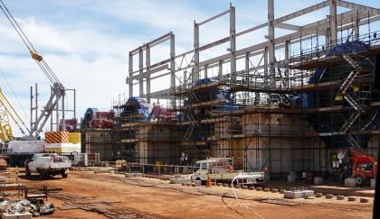 Gindalbie inks $64m deal with Downer