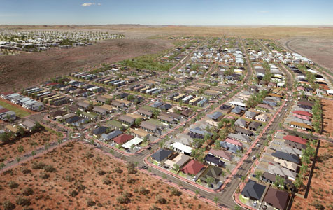 Karratha rents 'normalising' to $1,700/week