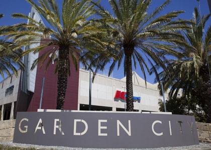 Garden City leads $550m in retail projects