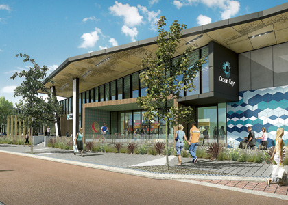 Shopping centres vie to be Perth's biggest