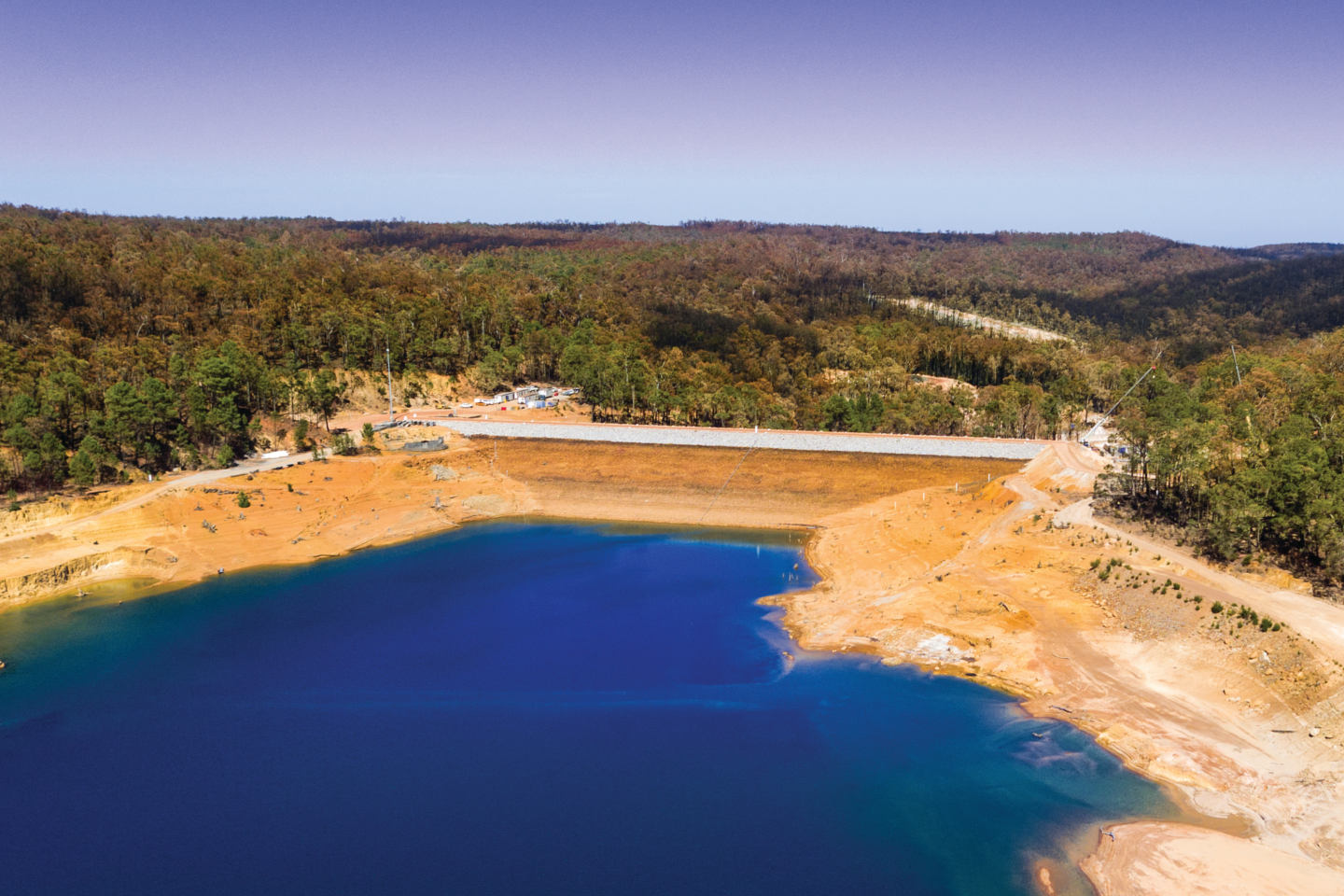 Srg In Tamworth Dam Contract Business News