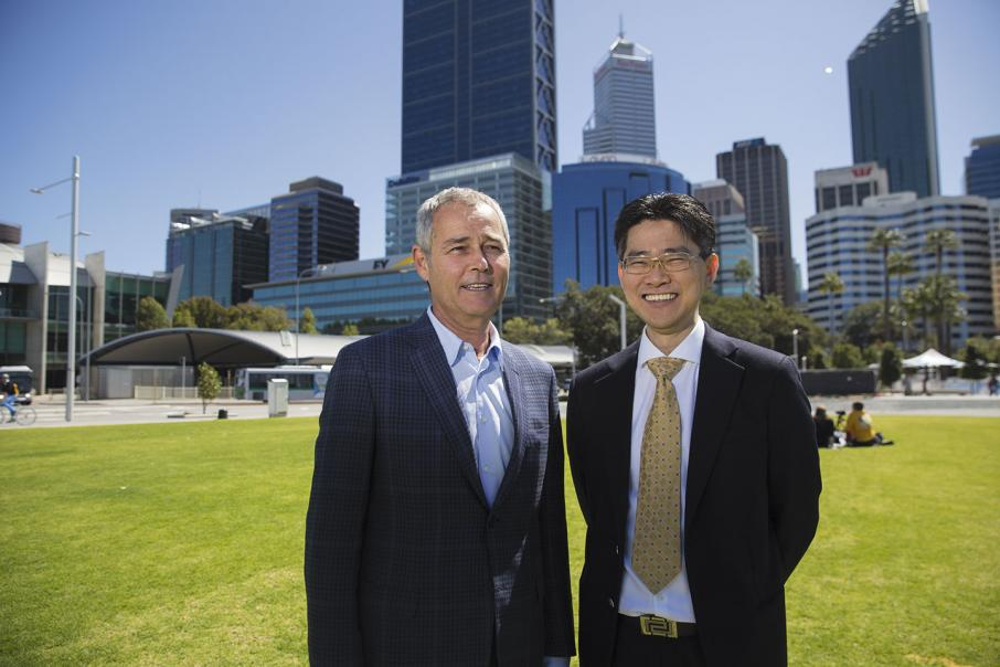 Goh for growth at Elizabeth Quay