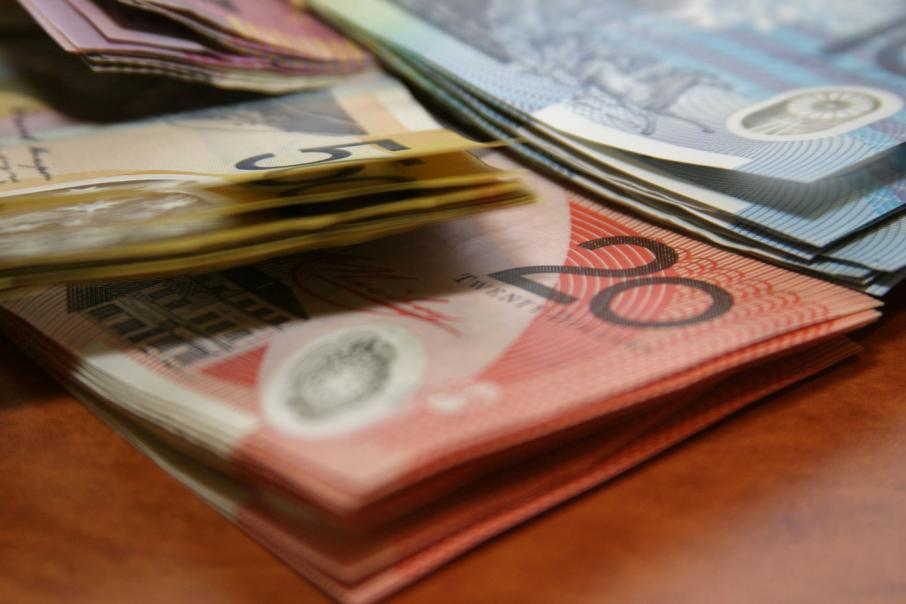 $A rallies as US dollar loses ground