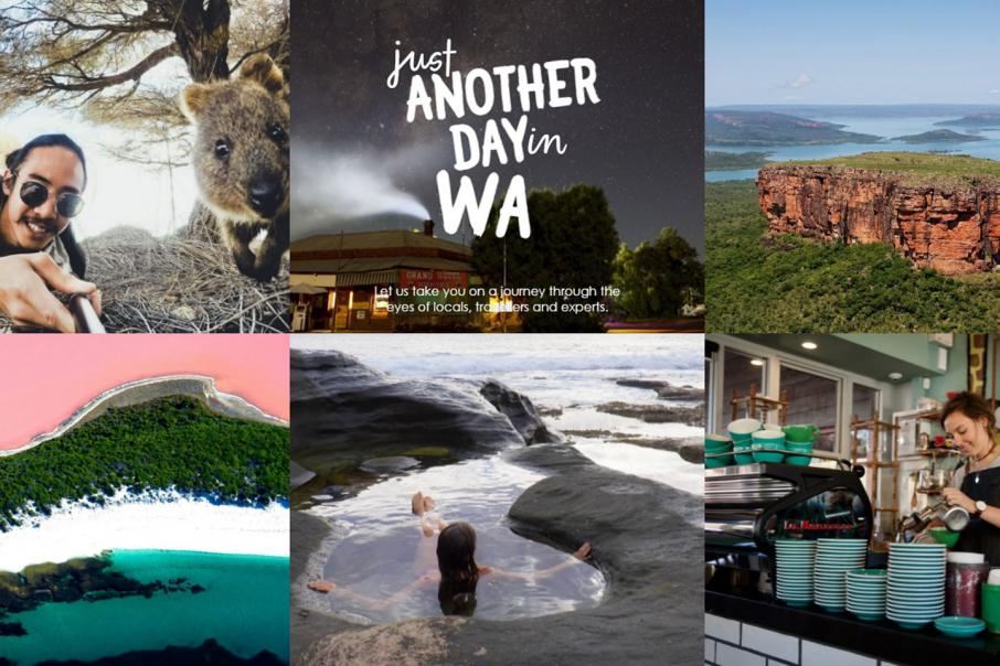 State govt launches 'just another' tourism campaign