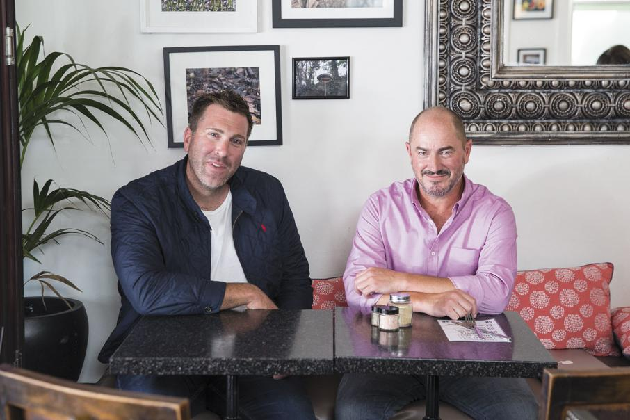 Technology shake-up for property