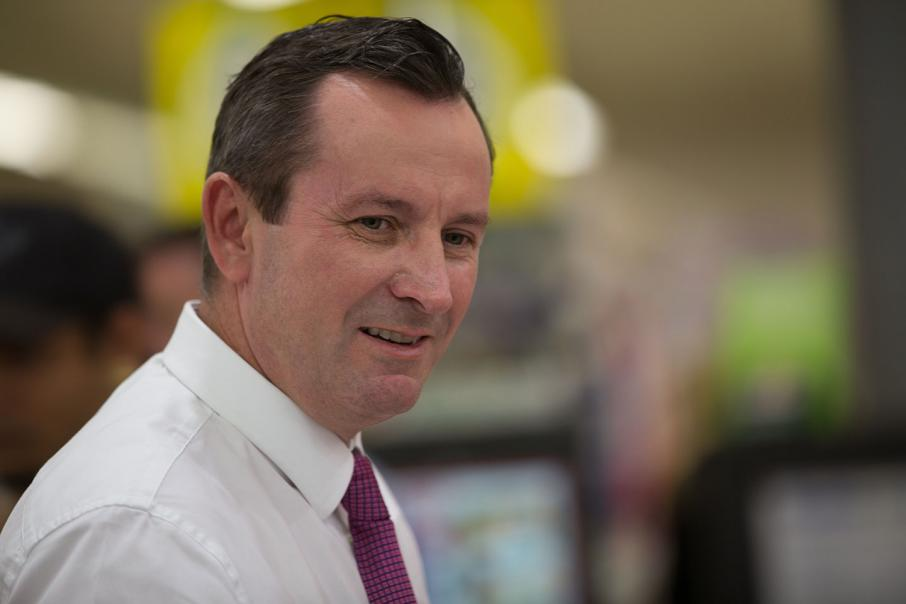 McGowan to determine cabinet by Friday