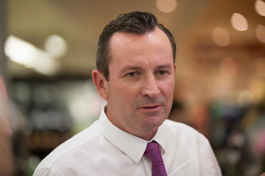 McGowan calls for PM 'backbone' on GST