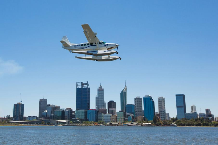 Seaplane day tours to Margaret River