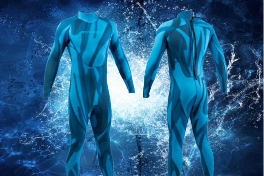 Sharks wary of SMS patterned wetsuit says UWA